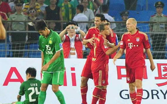Live football streaming: Watch Wolfsburg v Bayern Munich in the Bundesliga