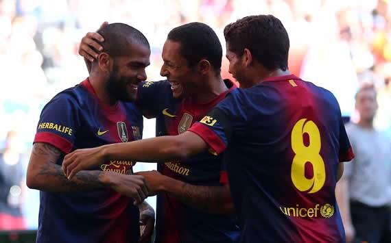 Vilanova: Alves Tidak Dijual