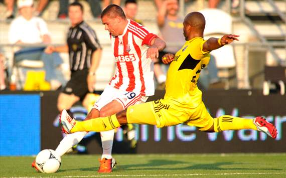 Julius James, Jonathan Walters, Columbus Crew, Stoke City