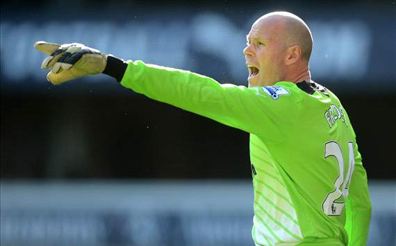Villas-Boas confirms Friedel is still first choice at Tottenham