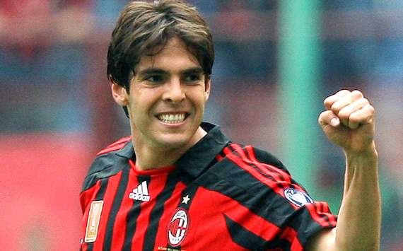 Kaka's agent admits AC Milan talks