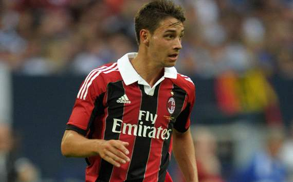 AC Milan looking to trouble Juventus, says De Sciglio