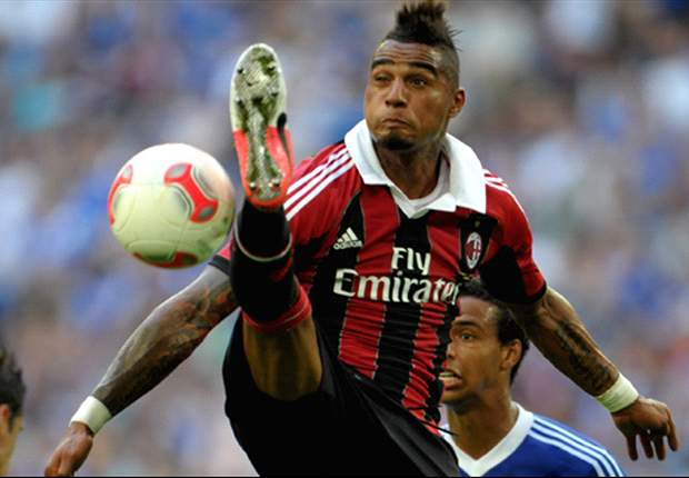 Boateng vows to improve further at AC Milan