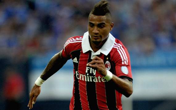 Kevin-Prince Boateng will hoch hinaus