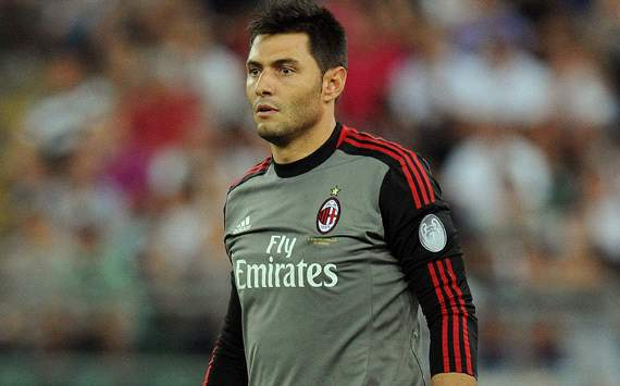 Amelia: AC Milan have best pair of goalkeepers in Italy