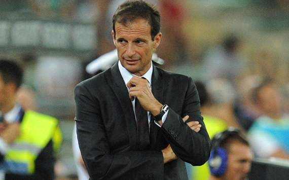 Allegri: AC Milan are making progress