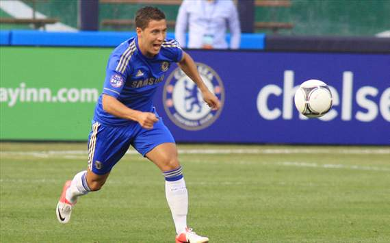 New Chelsea signing Hazard feels no pressure