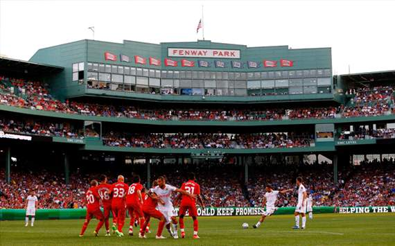 Roma, Liverpool, Fenway Park