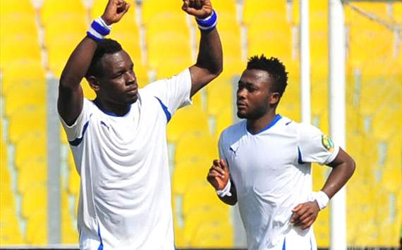 Berekum Chelsea's inspirational journey from Ghana's Division One to Caf Champions League