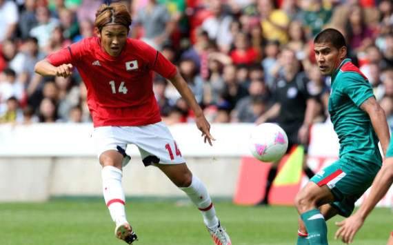 Takashi Usami - Japan vs. Mexiko - Olympic Games