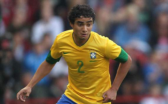 Brazil Football Confederation blame Manchester United right-back Rafael for first goal in Olympic final defeat