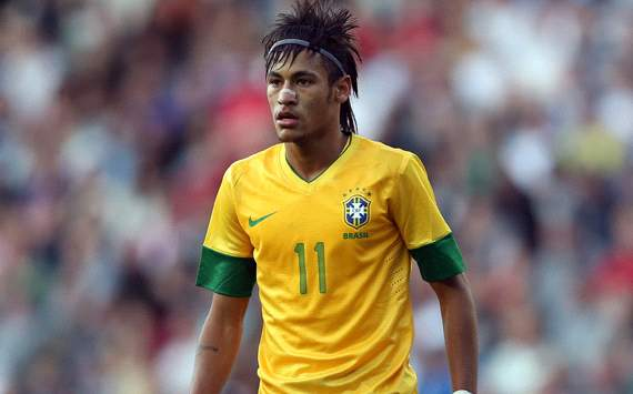 Neymar targets Olympic history with Brazil