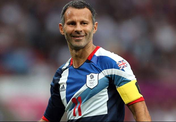 Team GB captain Giggs underlines importance of 'massive match' against UAE