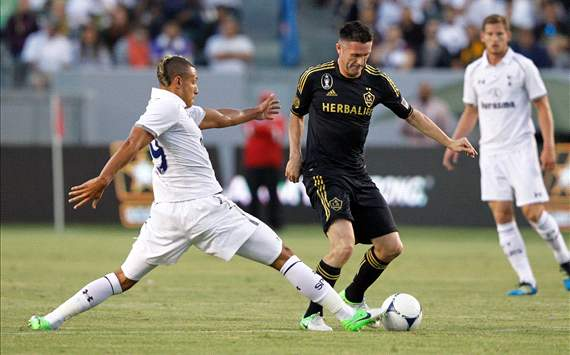Robbie Keane voted MLS Player of the Month for July