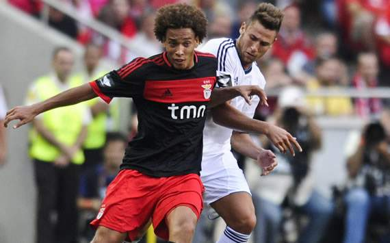 Axel Witsel, Alex, Benfica, Real Madrid