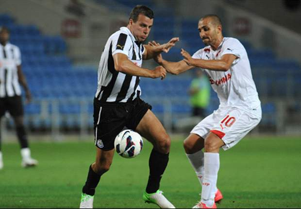 Steven Taylor praises young Newcastle side after Brugge victory