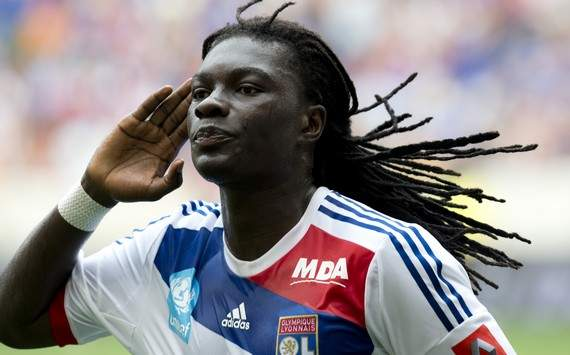 Ligue 1, OL - Gomis confiant