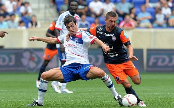 Trophee des Champions : Anthony Mounier vs Yoann Gourcuff (Montpellier vs Lyon)