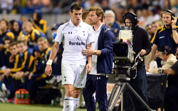 Bale fit for Tottenham's opening game of the season at Newcastle