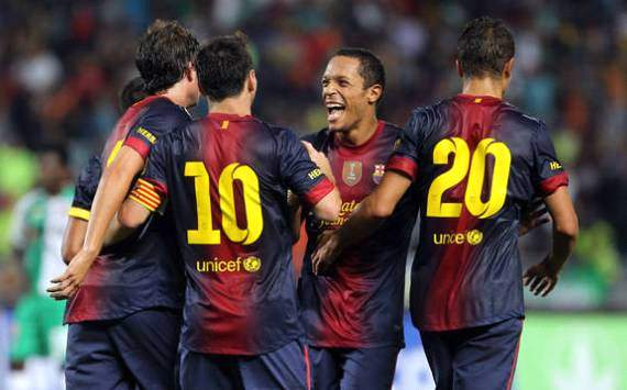 Raja Casablanca 0-8 FC Barcelona