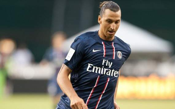 Friendly : Zlatan Ibrahimovic (Paris SG vs DC United)