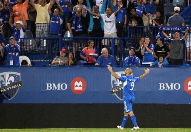 I could have been playing for Inter, claims Montreal Impact's Marco Di Vaio
