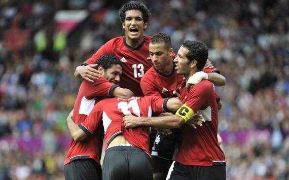 Olympics: Mohamed Salah, Egypt and New Zealand