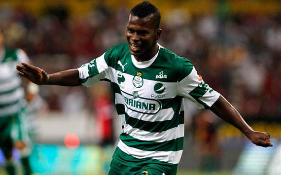 Darwin Quintero - Santos Laguna