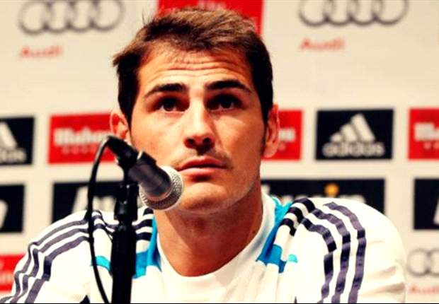 Casillas elated with Prince of Asturias award