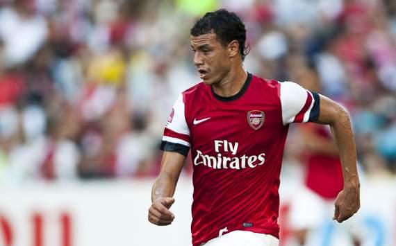 Kitchee FC v Arsenal FC - Marouane Chamakh