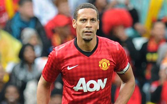 Pre-season Friendly - Ajax Cape Town v Manchester United, Rio Ferdinand