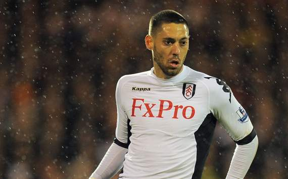 Dempsey ordered to train alone as Liverpool move stalls