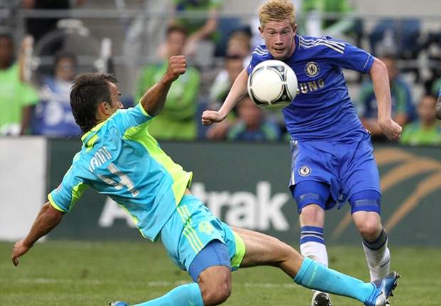 De Bruyne eyes Premier League loan move but believes he can crack Chelsea first team