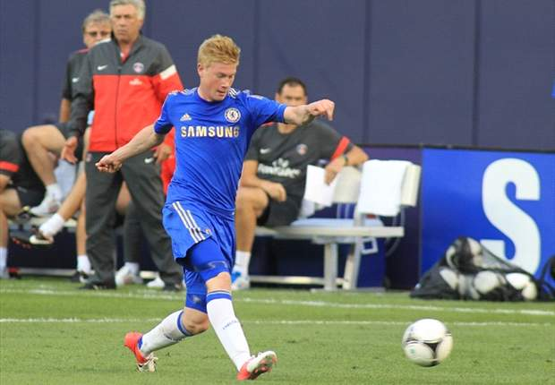 Chelsea winger De Bruyne edging closer to Werder Bremen loan