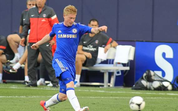 Official: De Bruyne joins Werder Bremen on loan from Chelsea