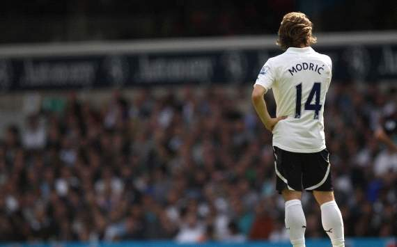 Villas-Boas to consider Modric's mental state before Tottenham return