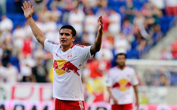 Tim Cahill, New York Red Bulls