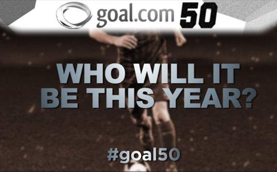 Lista completa de Goal.com 50