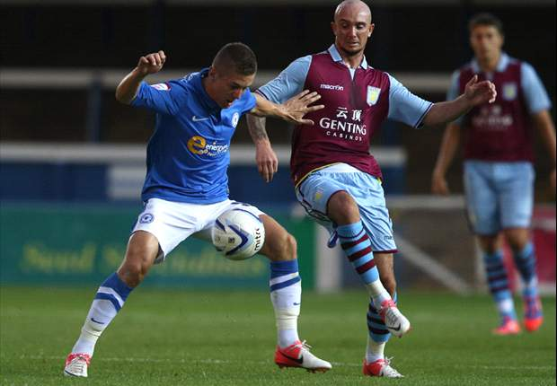 Peterborough United 0-2 Aston Villa: Johnson &amp; Holman on target as Villans defeat Championship outfit