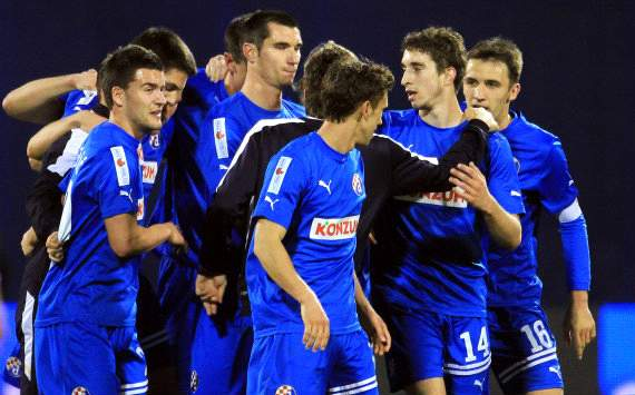 Dinamo Zagreb's Beqiraj eager to avoid record-equalling Champions League goal drought