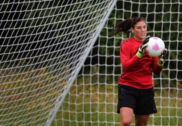 Frank Isola: U.S. goalkeeper Hope Solo has proven to be a true team player