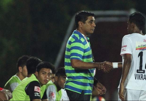 Balagumaran: Tampines did not really pressure us