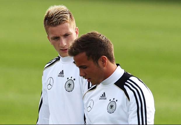 TEAM NEWS: Gotze &amp; Reus start for Germany against Faroe Islands