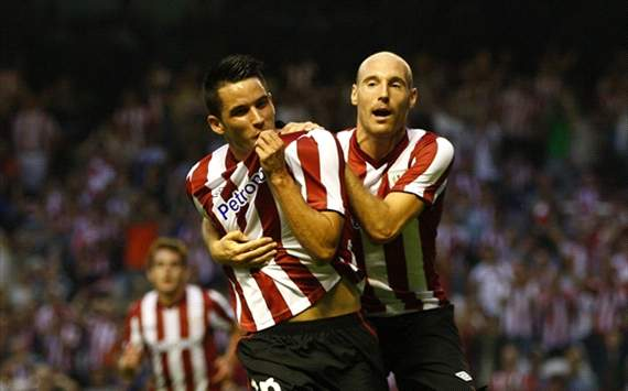 Ismael López, Gaizka Toquero, Athletic Club