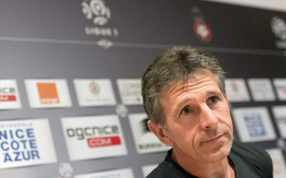Ligue 1, Nice - Puel, l'ambition surprise
