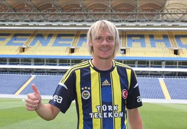 Krasic: I cannot wait to play for Fenerbahce