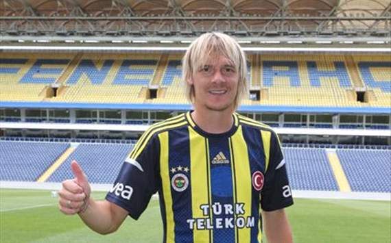 Fenerbahce season ticket sales soar with Krasic's arrival - report