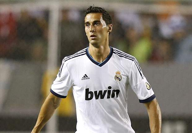 Report: Madrid's Arbeloa and Di Maria doubtful for Santos Laguna friendly