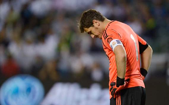 Iker Casillas: Target Real Madrid Liga Champions