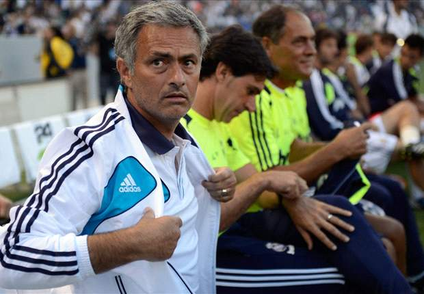 Mourinho: Real Madrid's squad is nearly complete